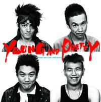 ザ・ブルーハーツ / YOUNG AND PRETTY [NEW LP/JPN] 3241円