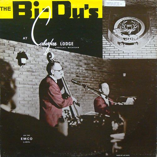THE BI-DU'S / AT CABERFAE LODGE [USED LP/US] 1600円