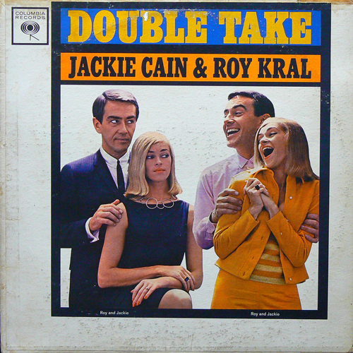 JACKIE AND ROY / DOUBLE TAKE [USED LP/US] 3000円