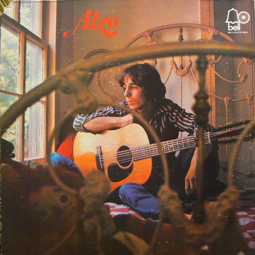 ALZO / S.T. [USED LP/US] 1400円