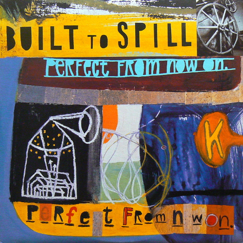 BUILT TO SPILL / PERFECT FROM NOW ON [USED 2LPs/US] 5800円