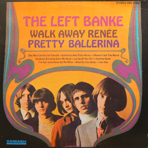 THE LEFT BANKE / WALK AWAY RENEE [USED LP/US] 1400円