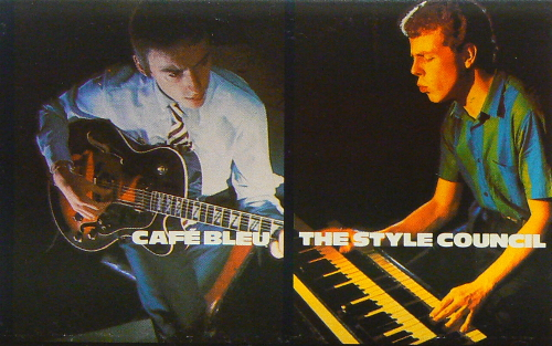 THE STYLE COUNCIL / CAFE BLEU [USED CASSETTE/UK]