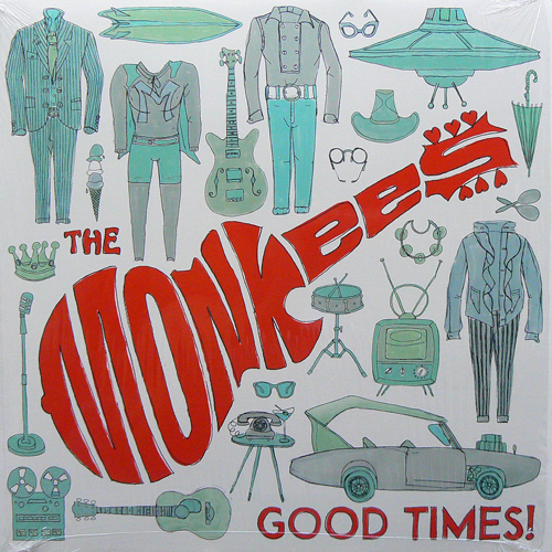 THE MONKEES / GOOD TIMES! [USED LP/US] 1800円