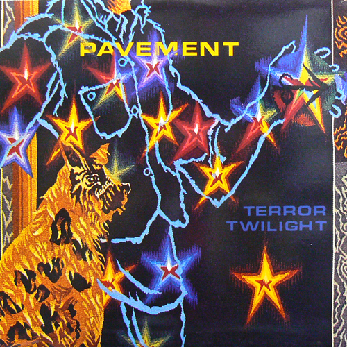 PAVEMENT / TERROR TWILIGHT [USED LP/US] 3500円
