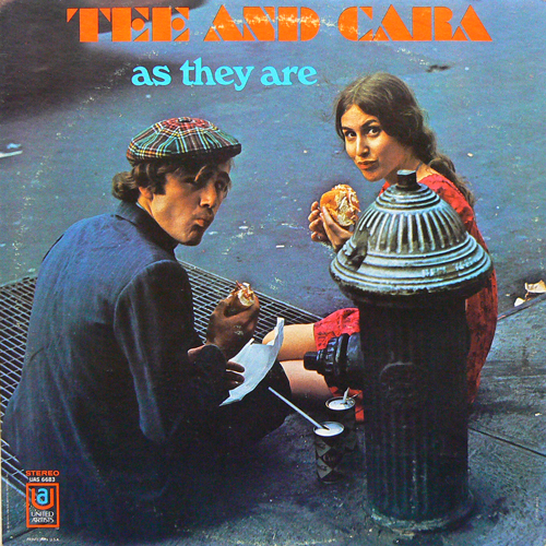 TEE AND CARA / AS THEY ARE [USED LP/US] 2000円