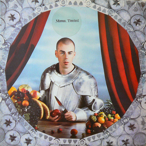 MOMUS / TIMELORD [USED LP/UK] 1600円
