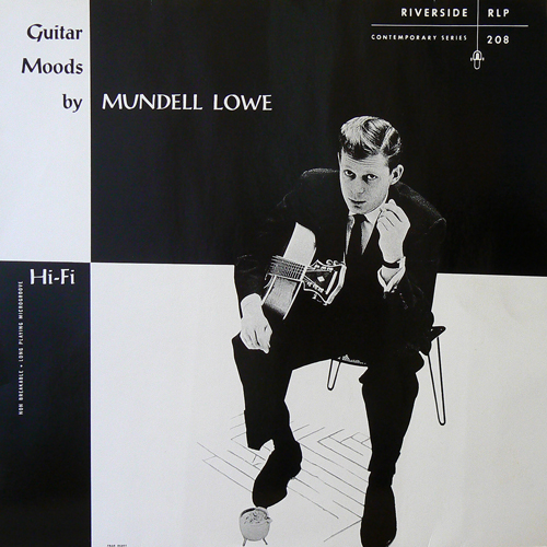 MUNDELL LOWE / GUITAR MOODS BY [USED LP/EU] 1400円