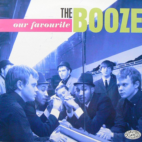 THE BOOZE / OUR FAVOURITE [USED LP/EU] 2200円