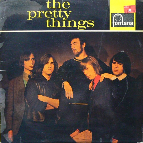 THE PRETTY THINGS / S.T. [USED LP/UK] 19800円