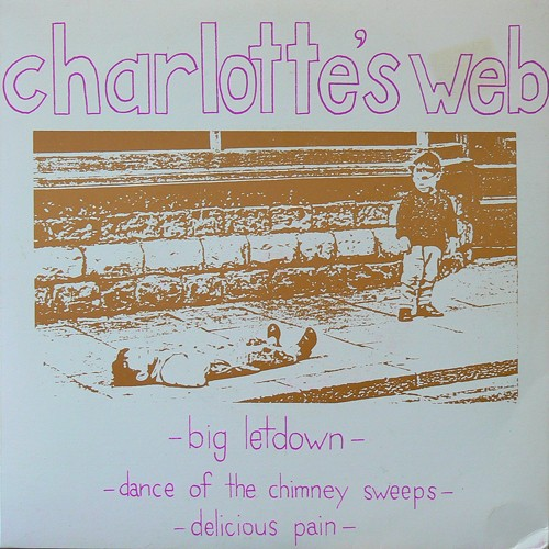 CHARLOTTE'S WEB / BIG LETDOWN [USED 7inch/UK] 2000円