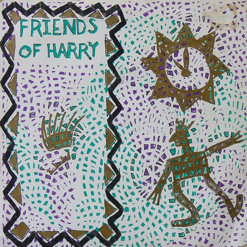 FRIENDS OF HARRY / TAKE IT ALL [USED 7inch/UK] 2500円