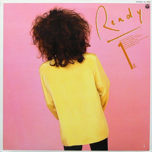 THE READY / READY 1st. ('81) [USED LP/JPN] 1000円
