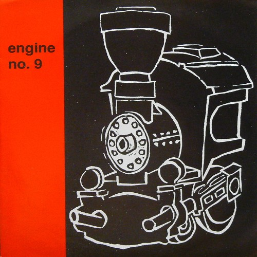 ENGINE NO.9 / SLEEP ('91) [USED 7inch/US] 800円