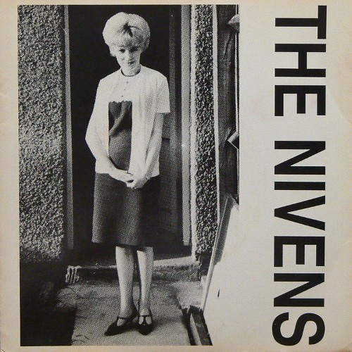 THE NIVENS / YESTERDAY ('88) [USED 7inch/UK] 2000円