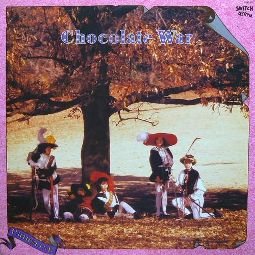 チロリン / チョコレイト戦争 ('87) [USED LP/JPN] 2000円