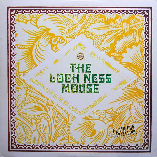THE LOCH NESS MOUSE / FLAIR FOR DARJEELING ('99) [USED LP/EU] 2000円