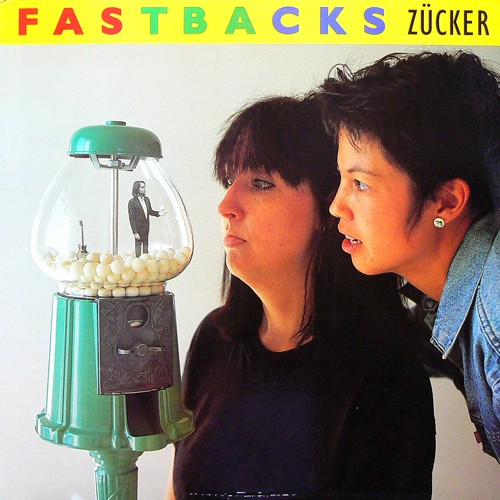 FASTBACKS / ZUCKER ('93) [USED LP/US] 3500円