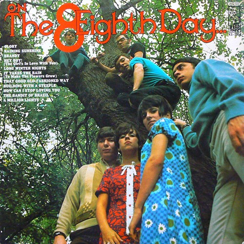 THE EIGHTH DAY / ON THE 8TH DAY ('68) [USED LP/US] 2000円