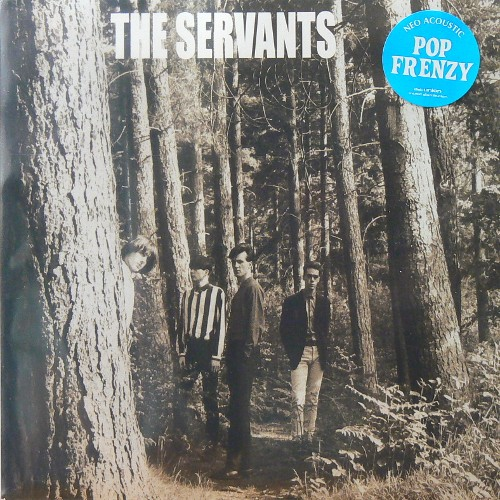 THE SERVANTS / THE SUN , A SMALL STAR [NEW EP/US] 1500円