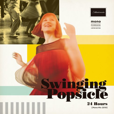 Swinging Popsicle / 24 Hours / I just wanna kiss you [NEW 7inch/JPN] 1900円