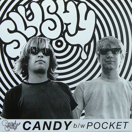 SLUSHY / CANDY ('13) [USED 7inch/US] 400円