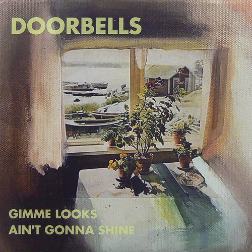DOORBELLS / GIMME LOOKS ('18) [USED 7inch/JPN] 800円