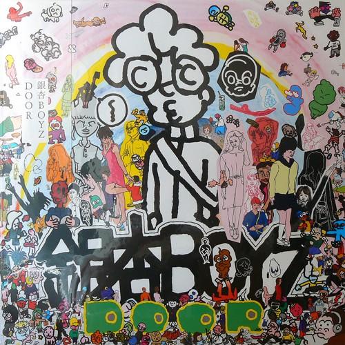 銀杏BOYZ / DOOR ('05) [NEW 2LPs/JPN] 3900円