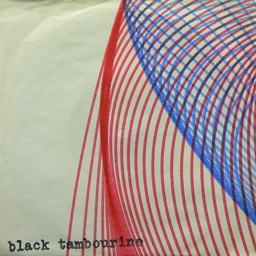 BLACK TAMBOURINE / THROW AGGI OFF THE BRIDGE ('92) [USED 7inch/US] 4800円