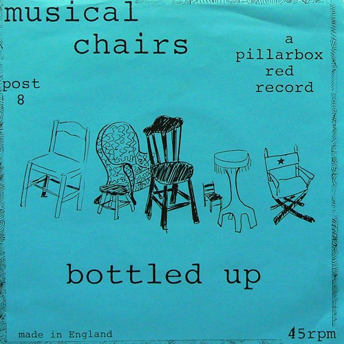 MUSICAL CHAIRS / BOTTLED UP ('92) [USED 7inch/US] 600円