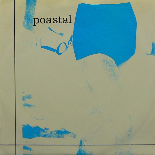 POASTAL / HERE ('95) [USED 7inch/US] 700円