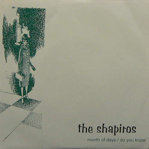 THE SHAPIROS / MONTH OF DAYS ('95) [USED 7inch/US] 1000円