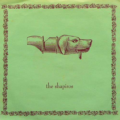THE SHAPIROS / GONE BY FALL EP ('96) [USED EP/US] 1000円